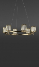 Julia Oval LED